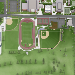 Pacific Lutheran University Campus Map.Pacific Lutheran University