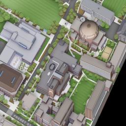 Interactive Campus Map Undergraduate Admission
