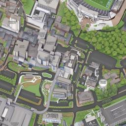 Hospital Parking and Transportation Office - Maps - The University