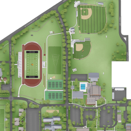 Map Of Texas Lutheran University.Texas Lutheran University