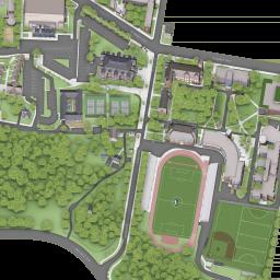 Saint Francis University Campus Map.La Salle University