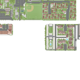 Online Map - Azusa Pacific University on