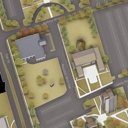 Interactive Campus Map Hofstra University New York