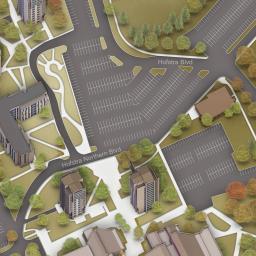 Interactive Campus Map | Hofstra University, New York