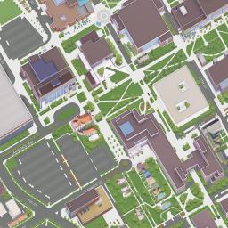 Metro Denver Map.Campus Map Campus Map Msu Denver