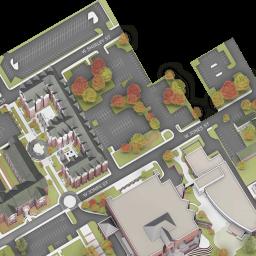 Tarleton State Campus Map.Tarleton State University