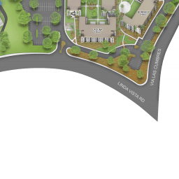 University Of San Diego Campus Map