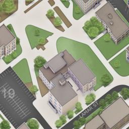 Map - Texas A&M University, College Station, TX