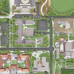 Campus Map Pomona College