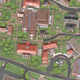 Campus Map University Of Mississippi