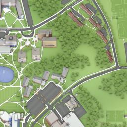 Oakland University Campus Map >> Oakland University