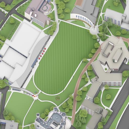 Campus Map Arcadia University