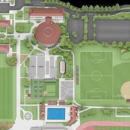 Campus Map Claremont Mckenna College