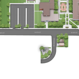 Campus Map | Northwest College