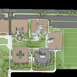 Campus Map Harvey Mudd College