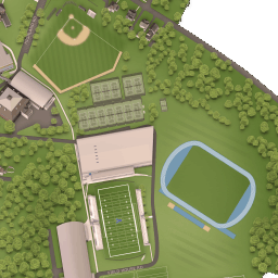 Phillips Exeter Academy Campus Map.Phillips Academy Campus Map