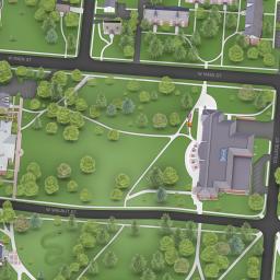 Chowan University Campus Map.Centre College