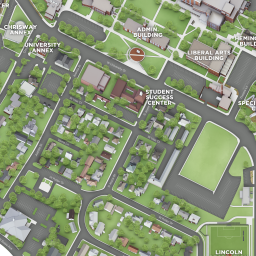 Boise State University Map Boise State University Campus Map Boise State University Map