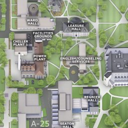 Campus Maps Kansas State University