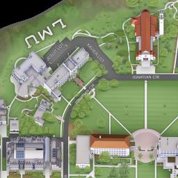 Interactive Westchester Campus Map Loyola Marymount University