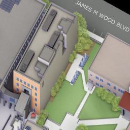 Loyola Law School Campus Map.Interactive Campus Map Loyola Law School Loyola Marymount University