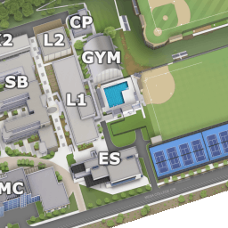 Mesa College Campus Map San Diego Mesa College