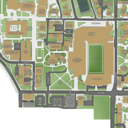 Georgia Tech Campus Map GT | Georgia Institute of Technology   Campus Map