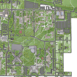 Iu Bloomington Campus Maps Indiana University