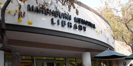 William V. Marshburn Memorial Library