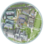3-D Map View Icon