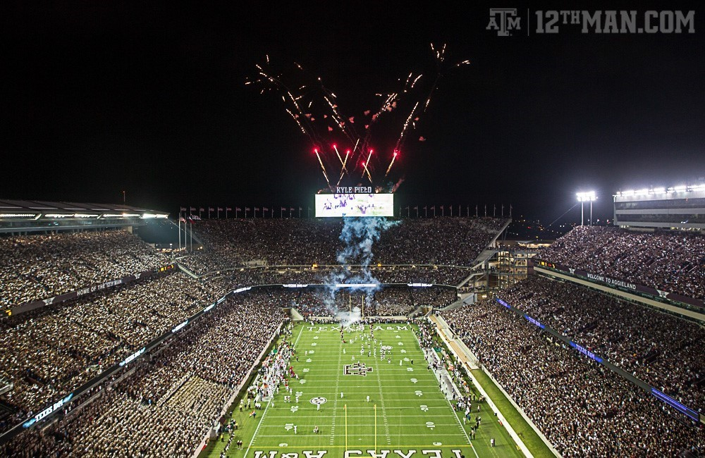 Map - Texas A&M University, College Station, TX Kyle Field Texas A Amp M Campus Map on
